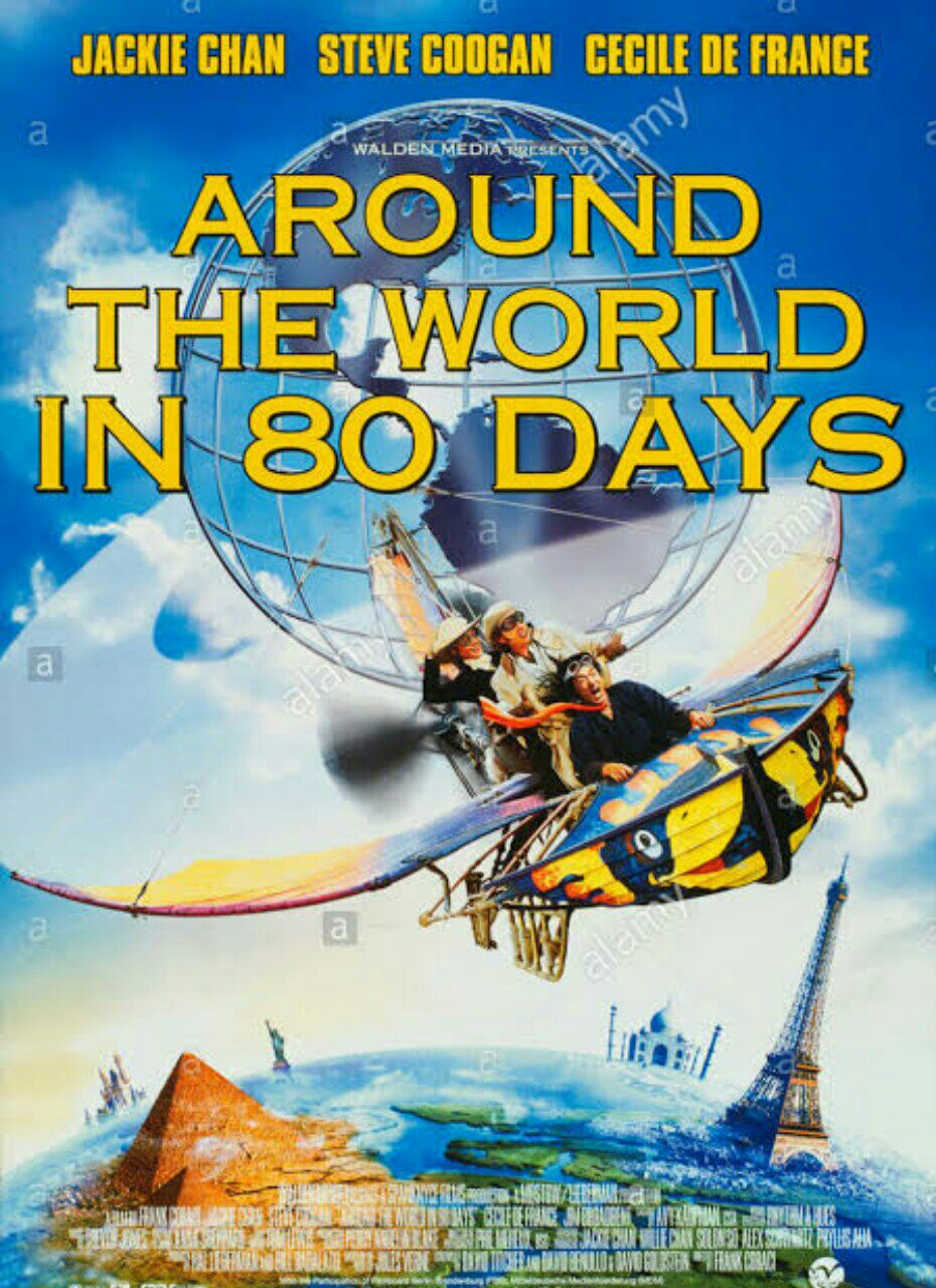 Free Download Around the World in 80 Days Full Movie
