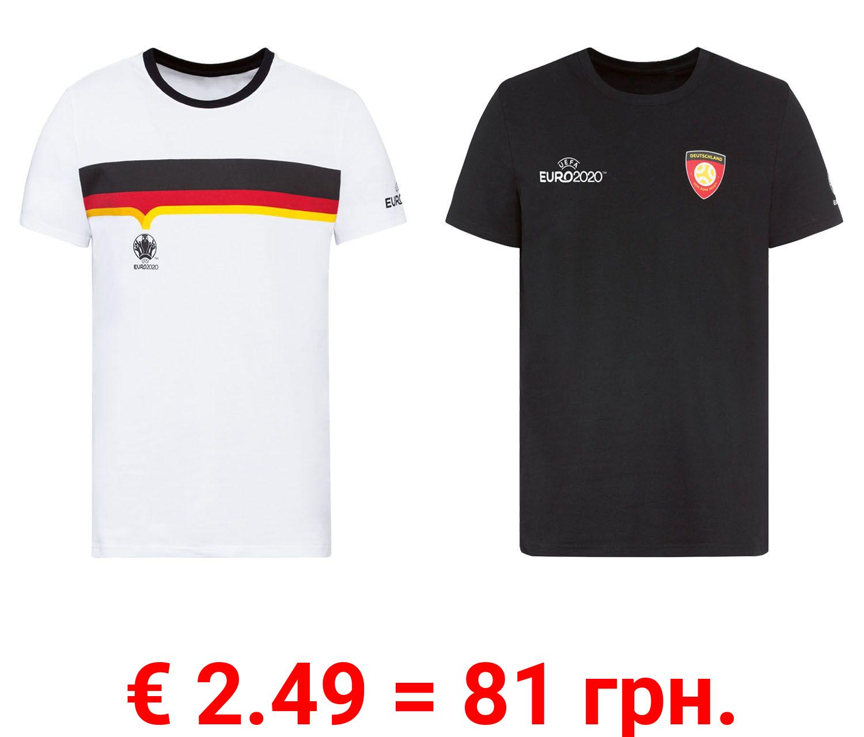 T-Shirt UEFA Fußball-EM Herren, Deutschland