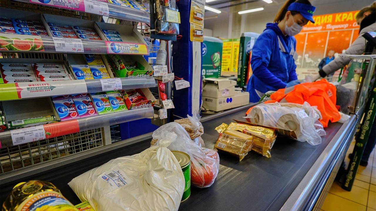 В России подорожают основные продукты