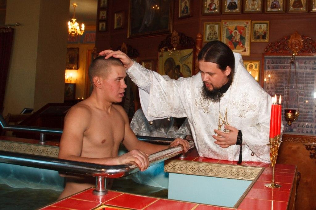 Расписание богослужений в праздник Крещения Господня в храмах Хабаровской епархии