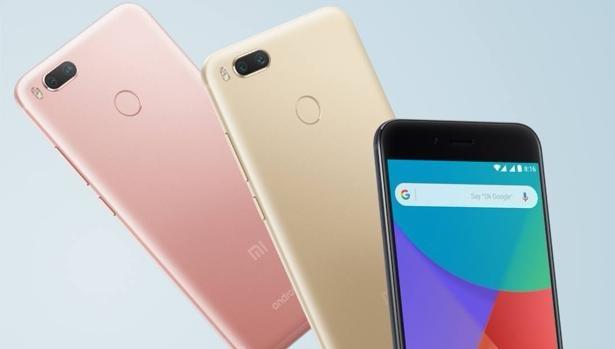 Xiaomi Mi A1 con Oreo estable