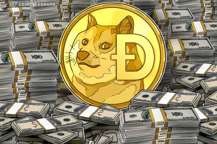 От монеты-мема до игрока на миллиард долларов — Doge пробивает отметку $1 млрд