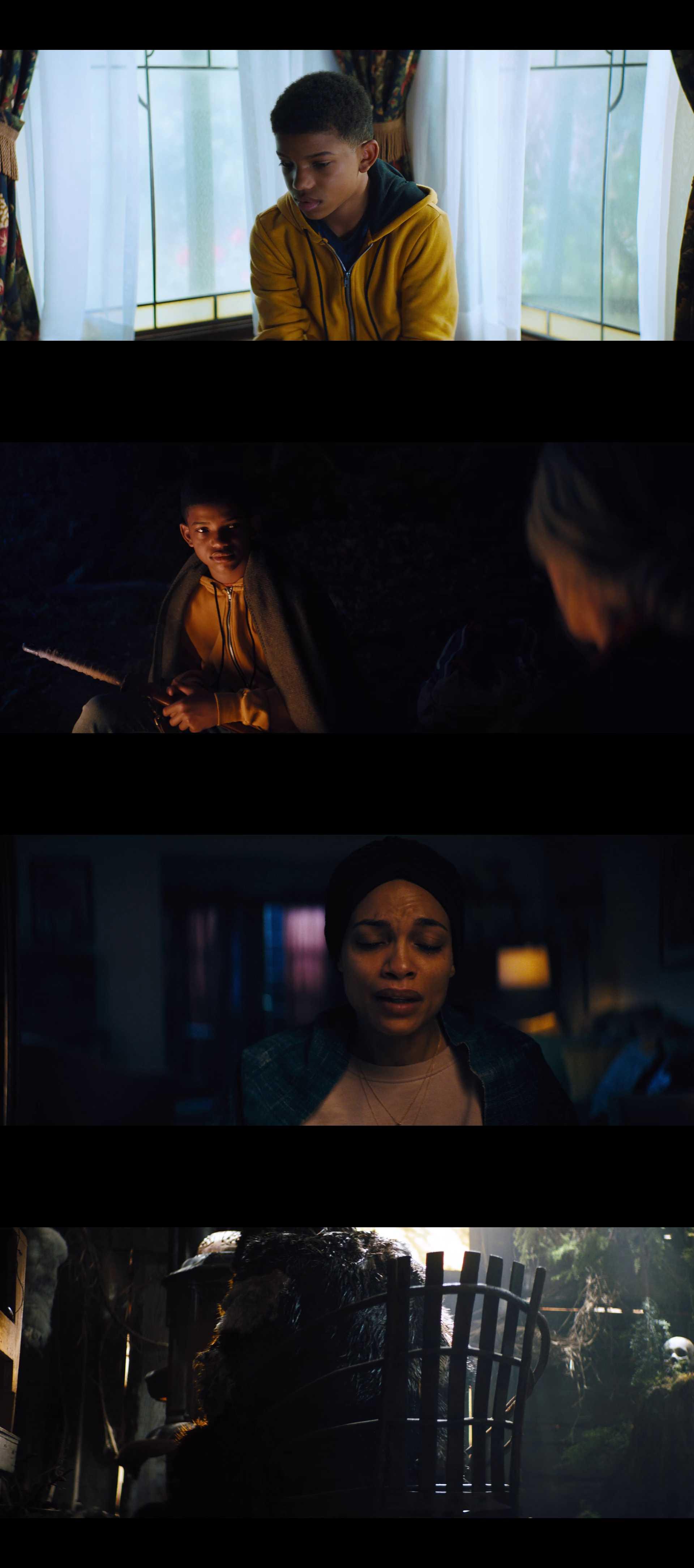 Screenshot of The Water Man Movie