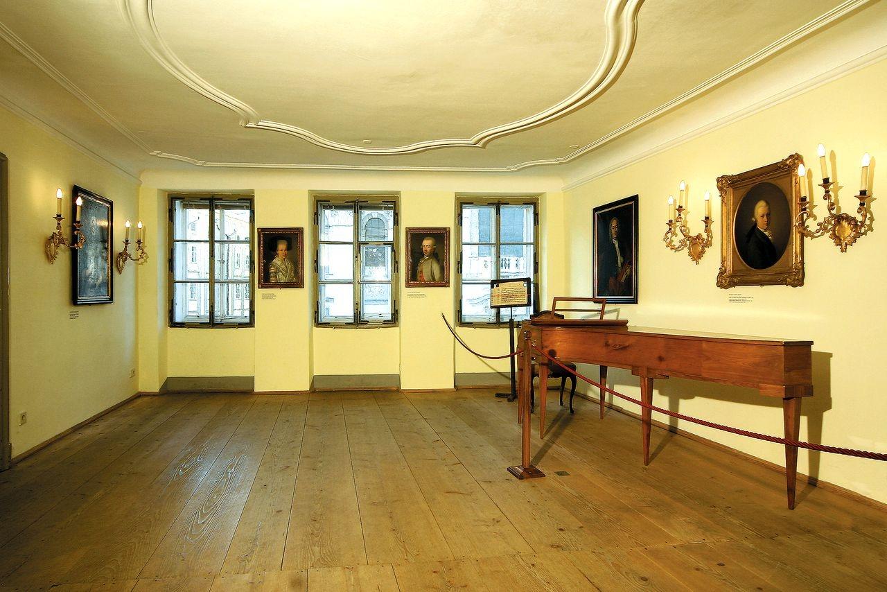 полосатик вид фото музея моцарта брюнетка