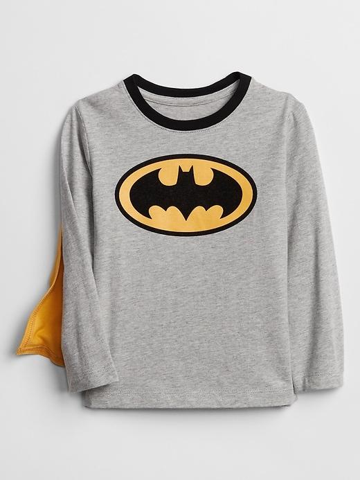 babyGap &#124 DC&#153 Cape Long Sleeve T-Shirt