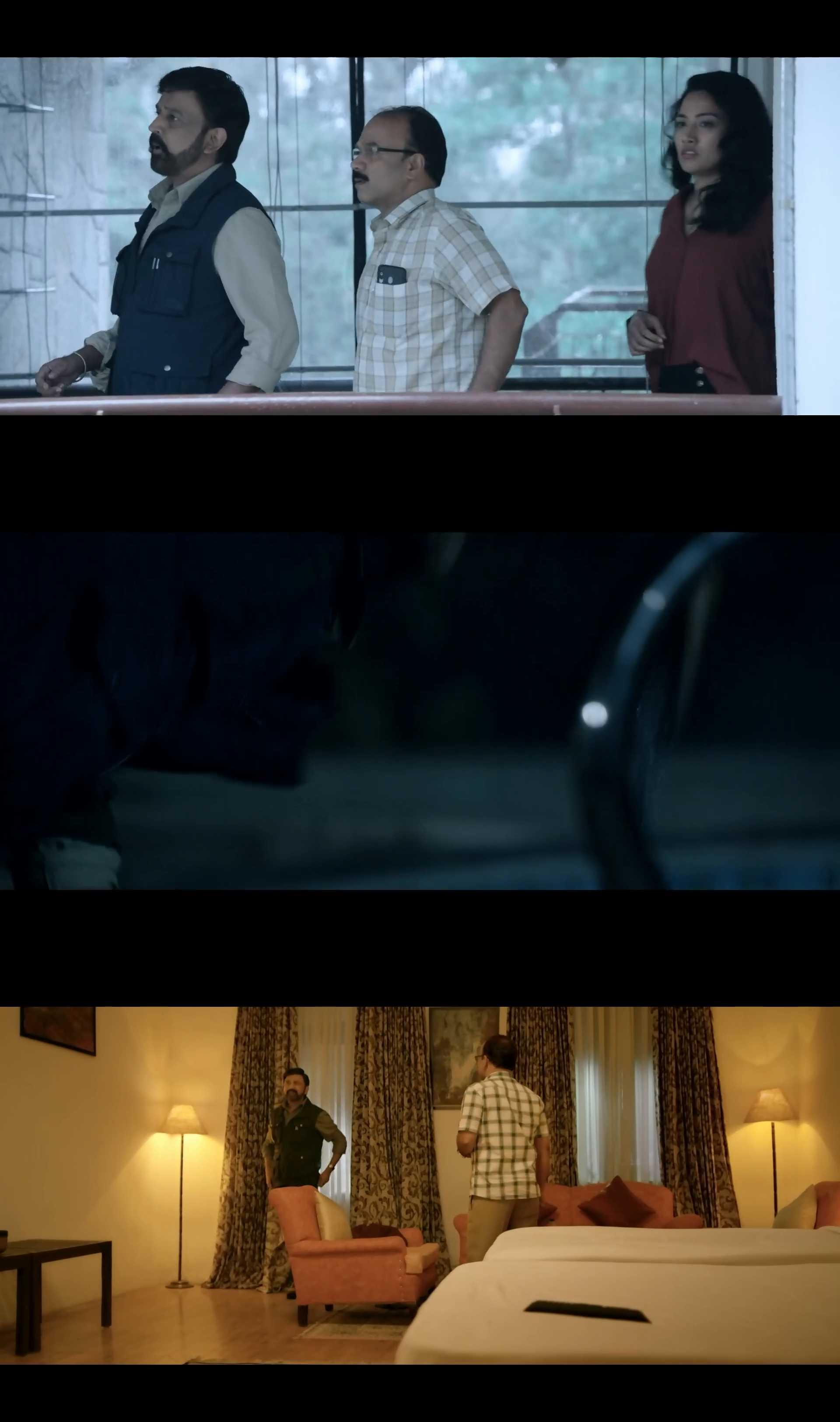 Screenshot of Shivaji Surathkal Movie