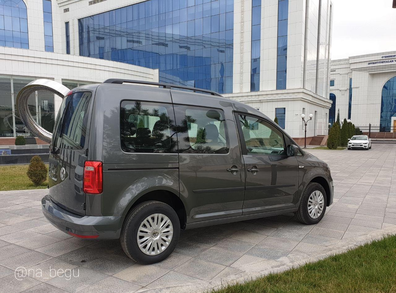 Volkswagen Caddy Narxi - Цена на Кэдди в Узбекистане - 12