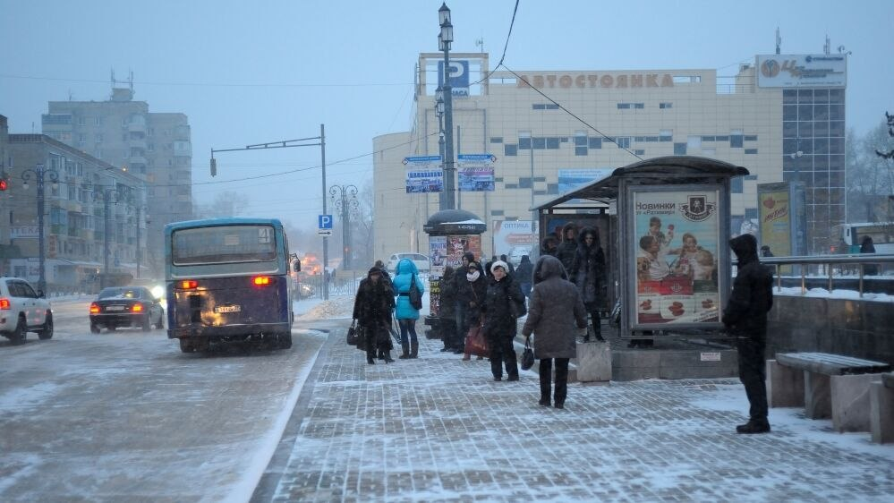 В Хабаровском крае изменяется порядок оплаты проезда в общественном транспорте