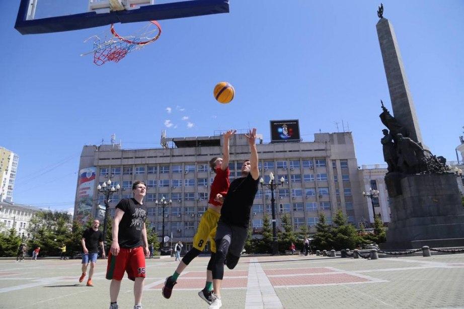 Спортивно-развлекательные события пройдут в Хабаровске