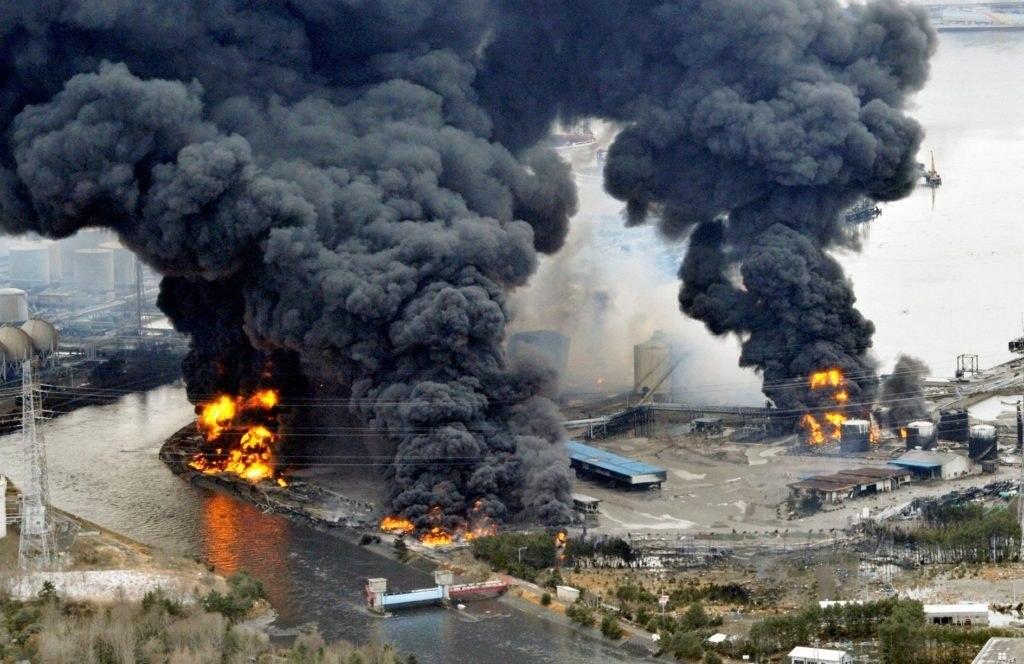Япония сольет воду с аварийной АЭС «Фукусима-1» в океан