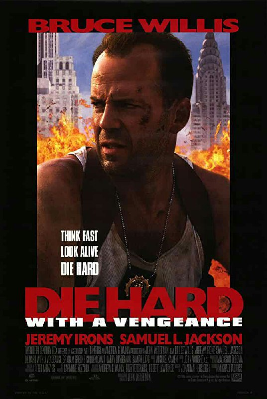 Free Download Die Hard with a Vengeance Full Movie
