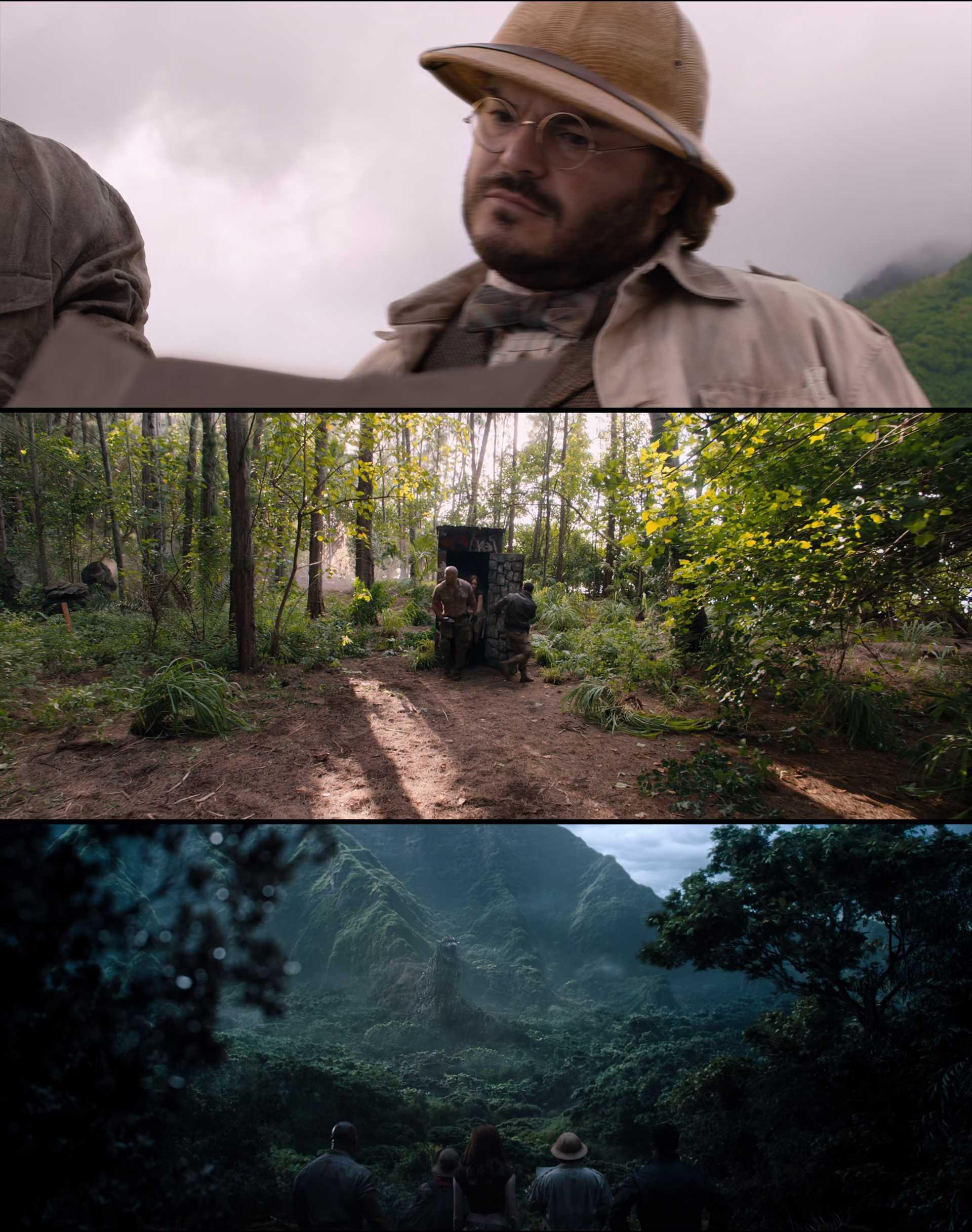 Screenshot of Jumanji: Welcome to the Jungle