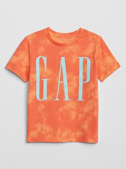 babyGap Logo Short Sleeve T-Shirt