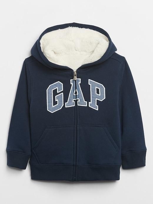 Toddler Gap Cozy Logo Hoodie