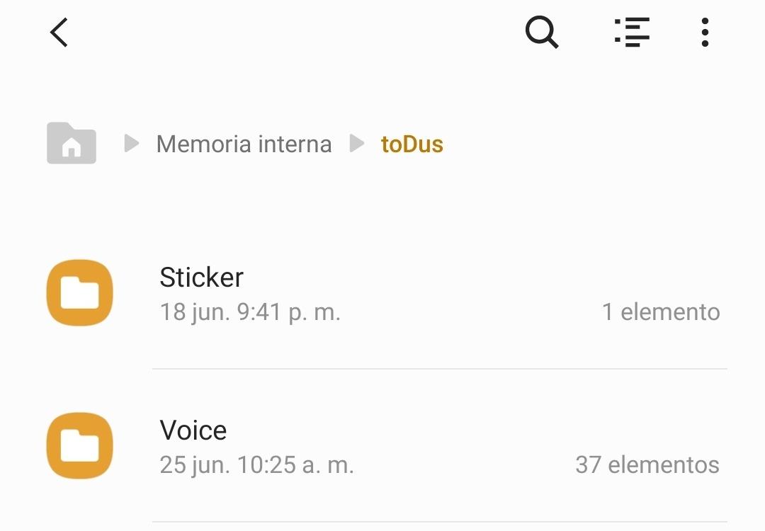 stickers animados memoria toDus