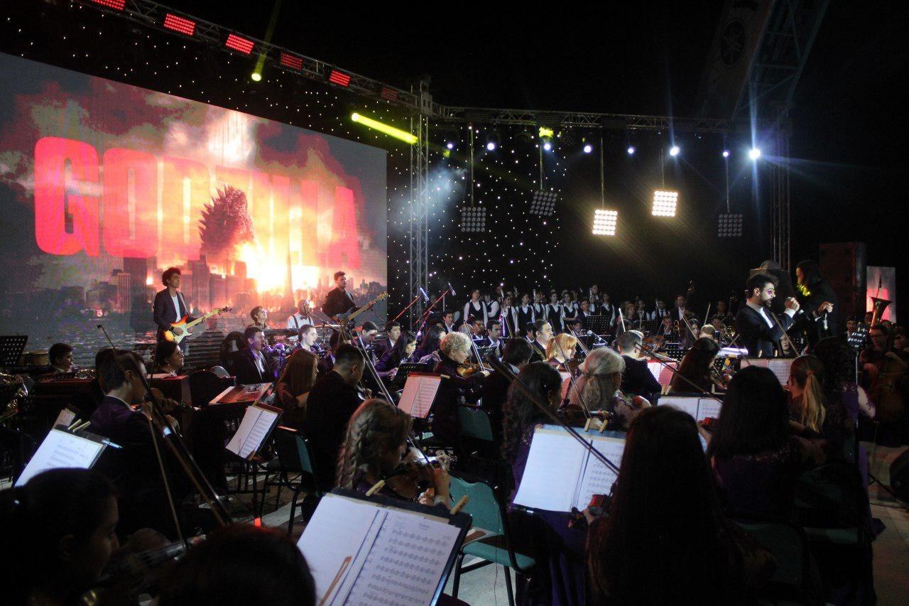 Концерт Soundtrack–Symphony