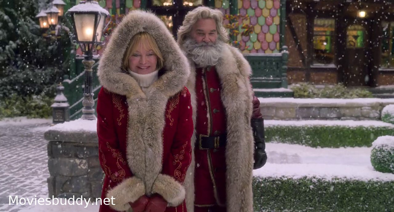Movie Screenshot of The Christmas Chronicles 2