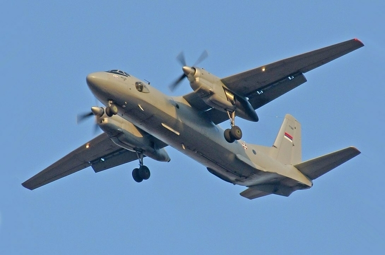 Самолет Ан-26 пропал с радаров под Хабаровском