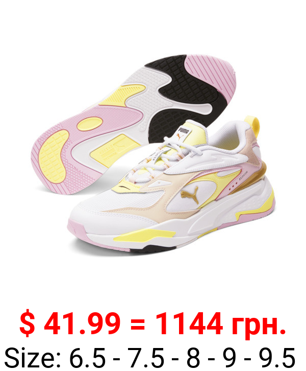 RS-Fast Mix Gold Sneakers
