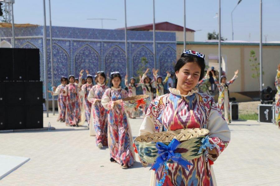 Международный фестиваль фольклорной музыки «Великий Шёлковый путь»