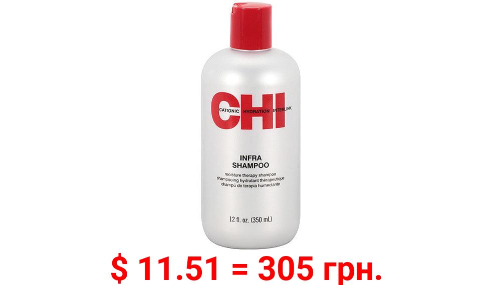 Chi Infra Moisture Therapy Shampoo, 12 Oz