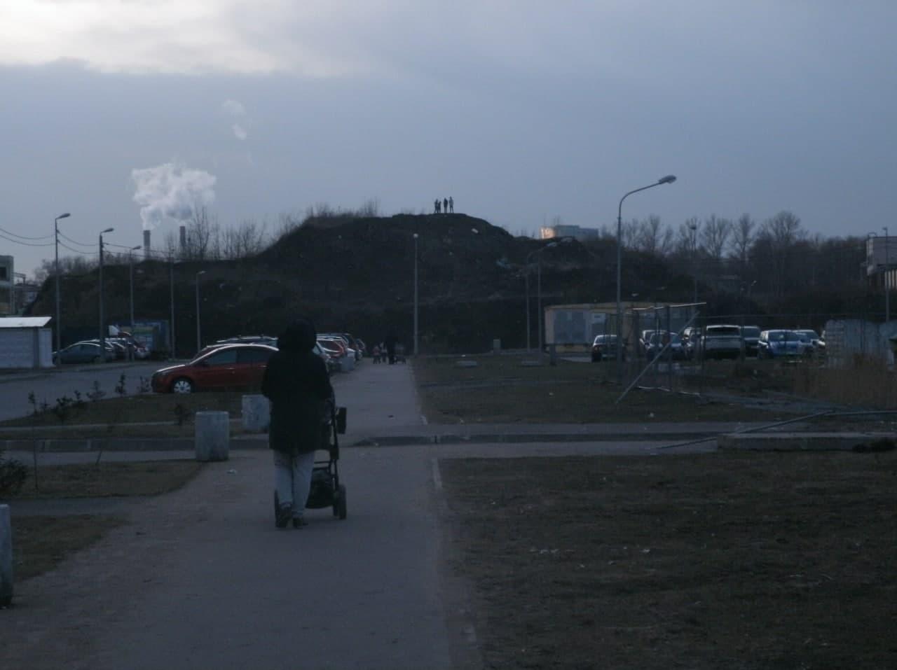Жители Невского района бьют тревогу пока администрация бьет баклуши