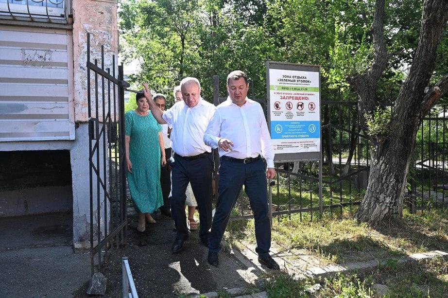 Город Хабаровск является одним из лучших по благоустройству и комфорту не только в ДФО, но и в Российской Федерации