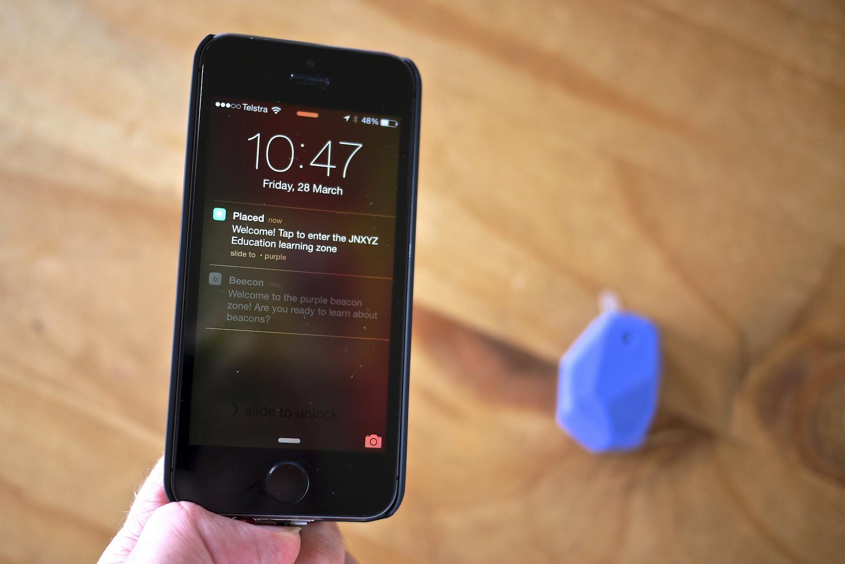 Push-уведомления - деликатный баланс в хорошем мобильном дизайне (Jona Nalder).