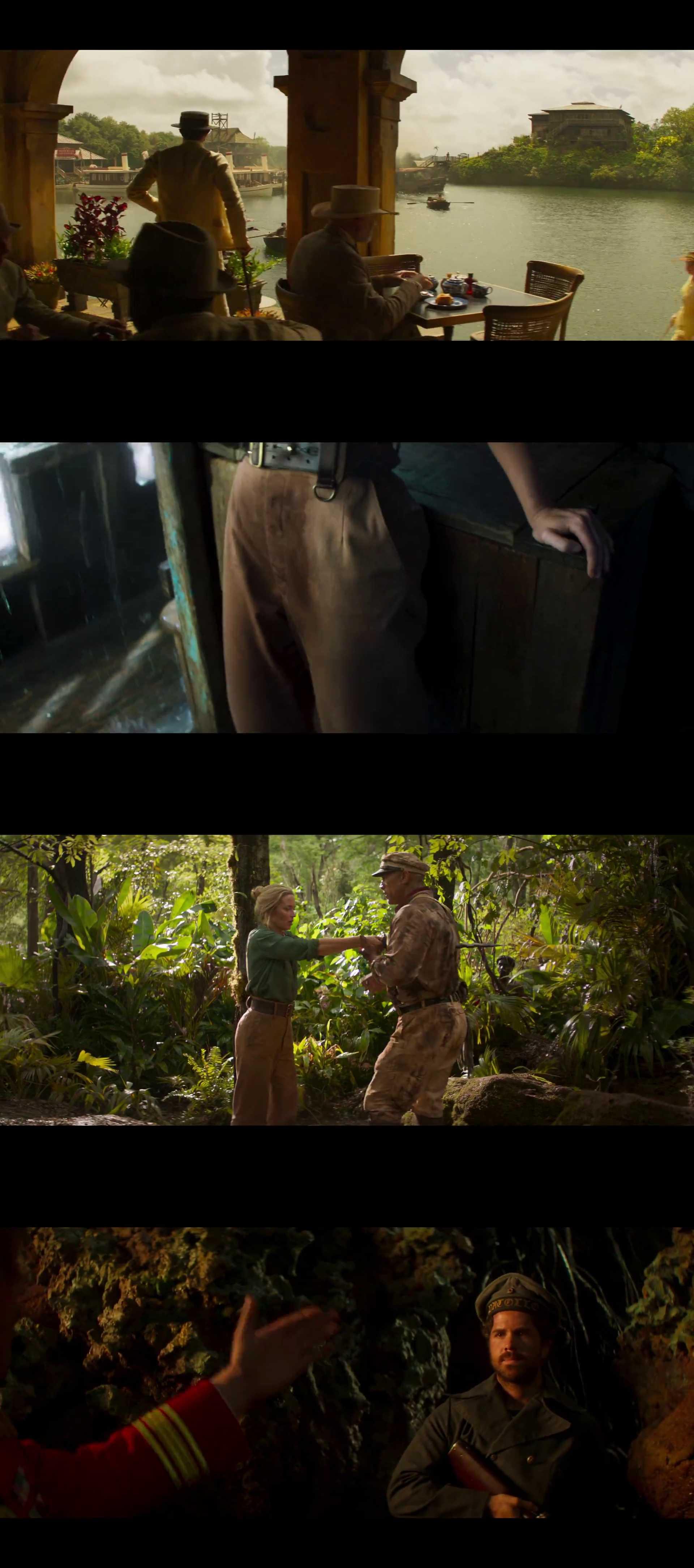 Screenshot of Jungle Cruise Movie