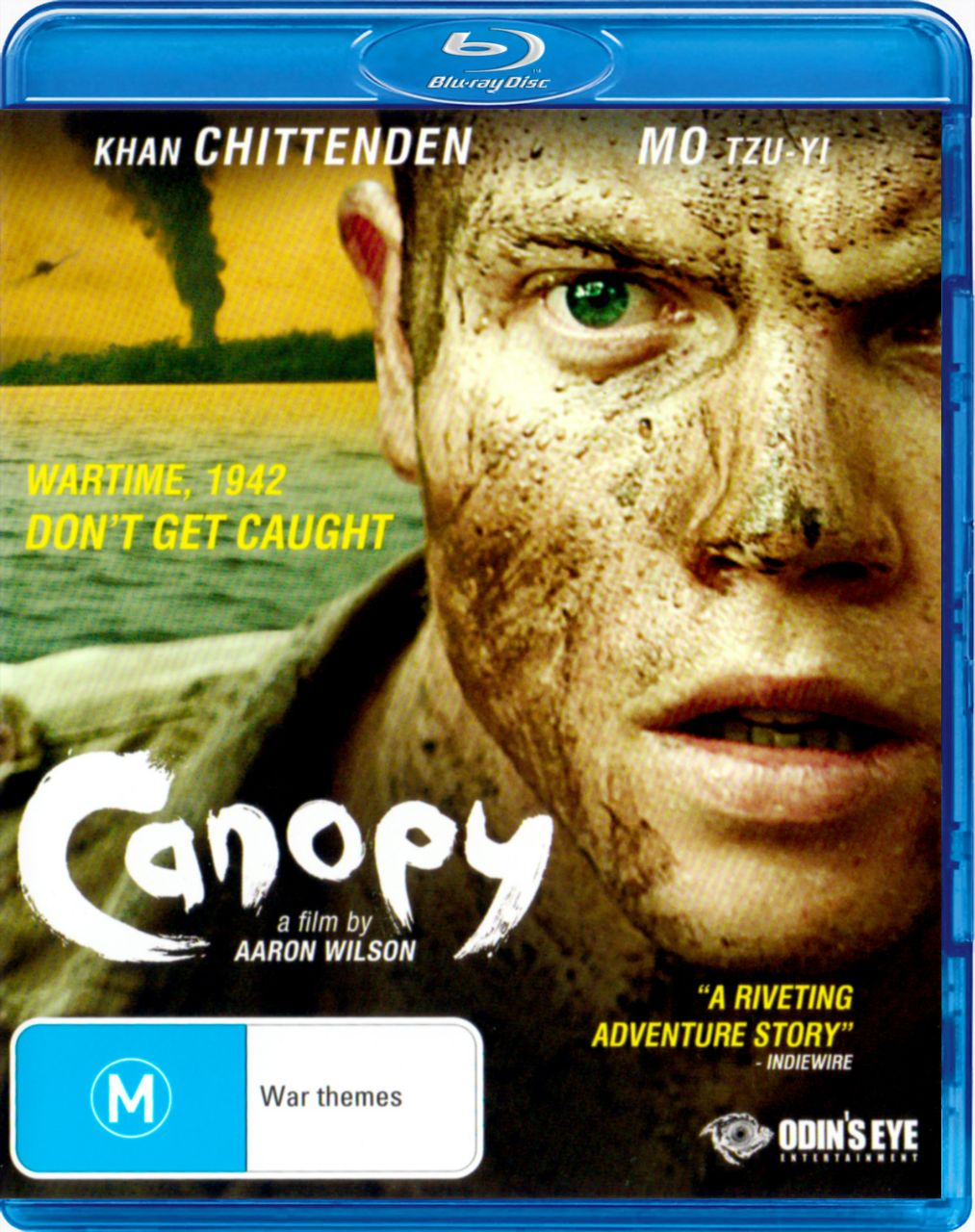 Canopy (2013) 720p HEVC BluRay Hollywood Movie ORG. [Dual Audio] [Hindi or English] x265 AAC ESubs [450MB]