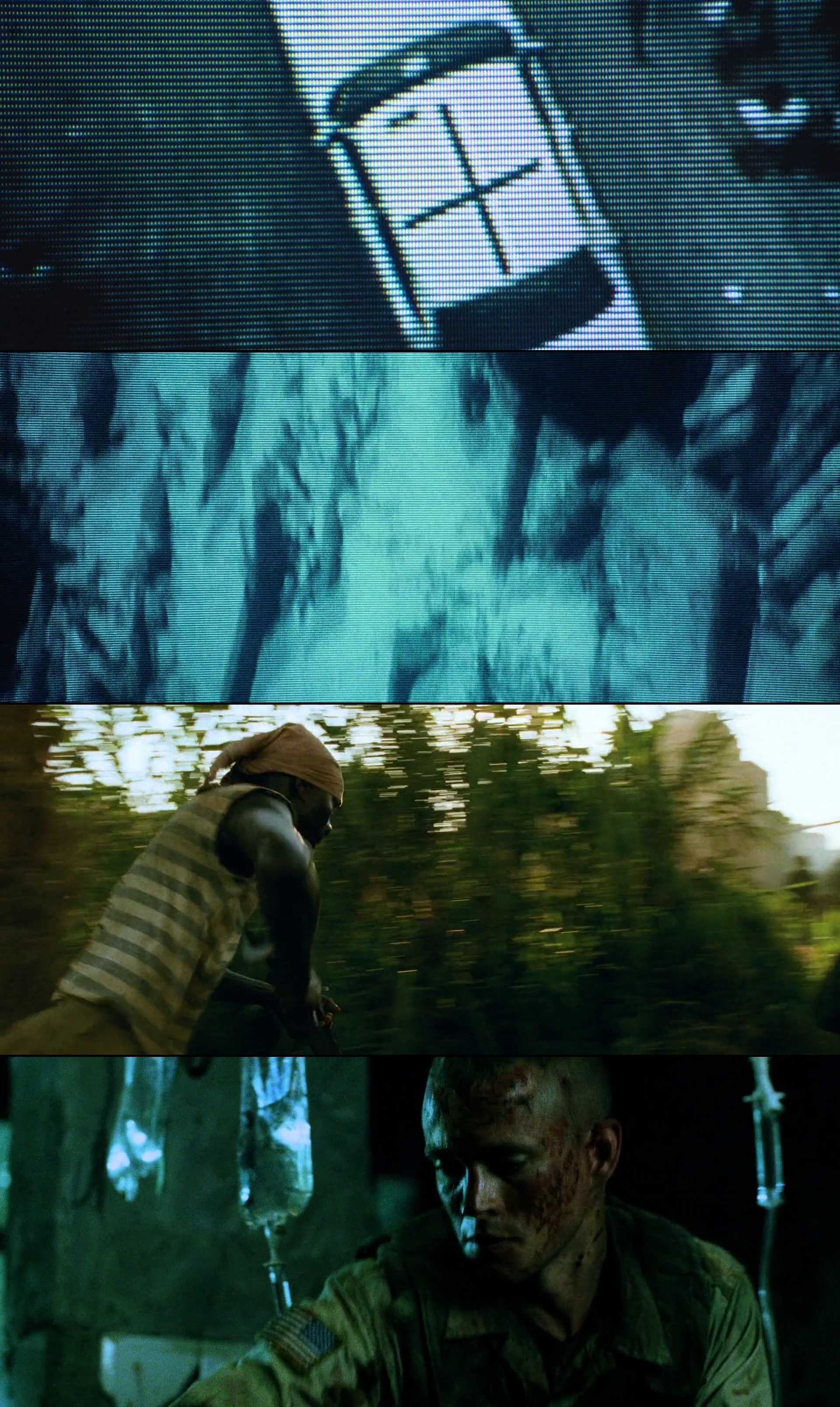Screenshot of Black Hawk Down Movie