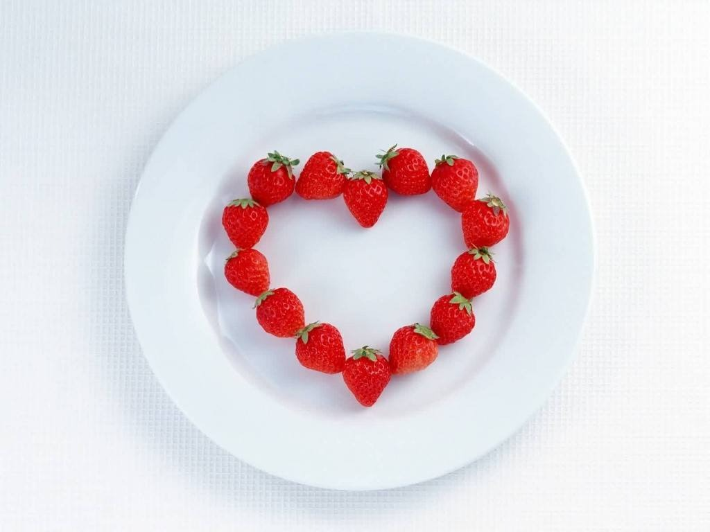 Польза клубники для сердца
