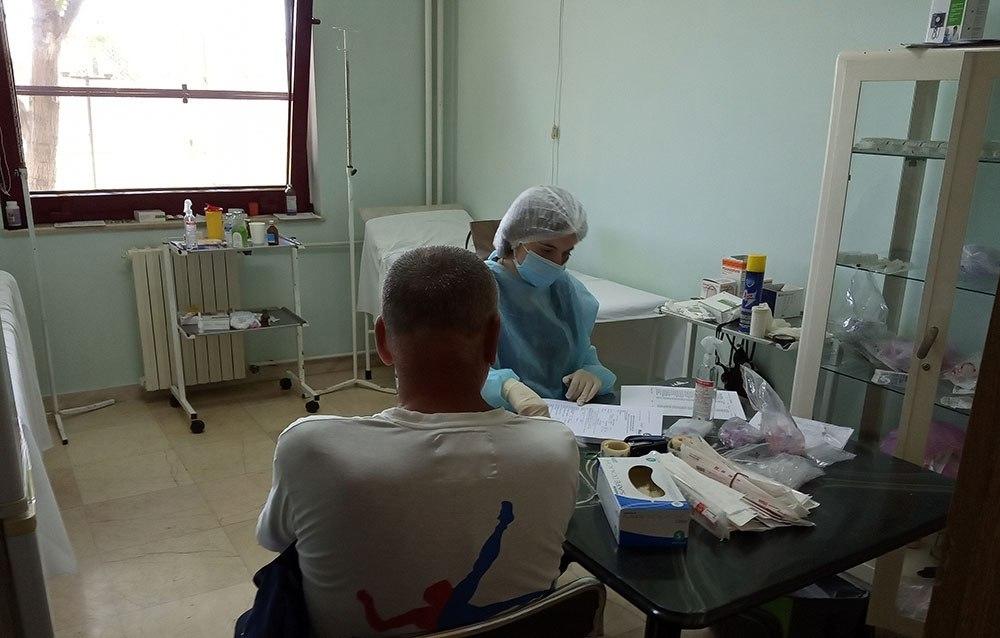Каждый второй хабаровчанин прошёл тестирование на коронавирус