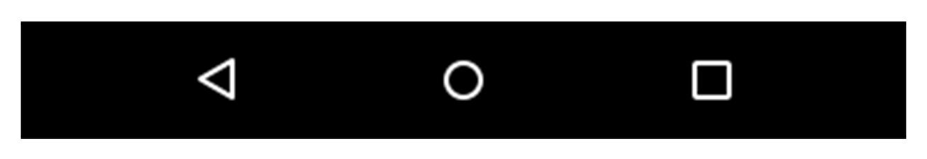 Глобальная навигационная панель (Android)