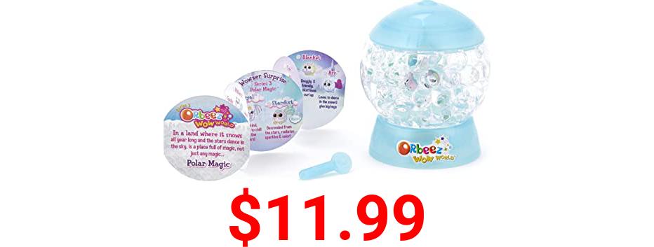 Orbeez, Wow World Wowzers, Polar Magic Surprise Magical Pets 2-Pack Bundle (Series 3)