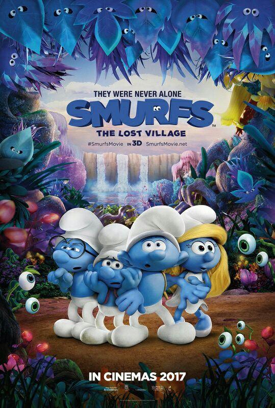 Free Download Smurfs: The Lost Village Full Movie