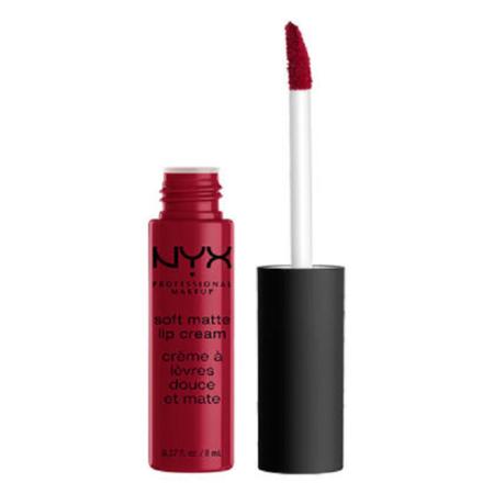NYX Professional Makeup Soft Matte Lip Cream - MONTE CARLO (One of 8 Nude Colors)