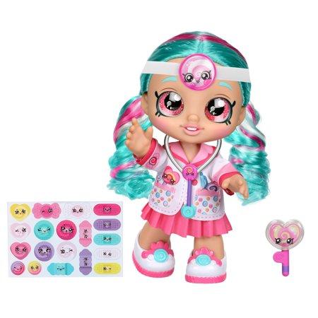 Kindi Kids Fun Time 10 Inch Doll - Dr Cindy Pops