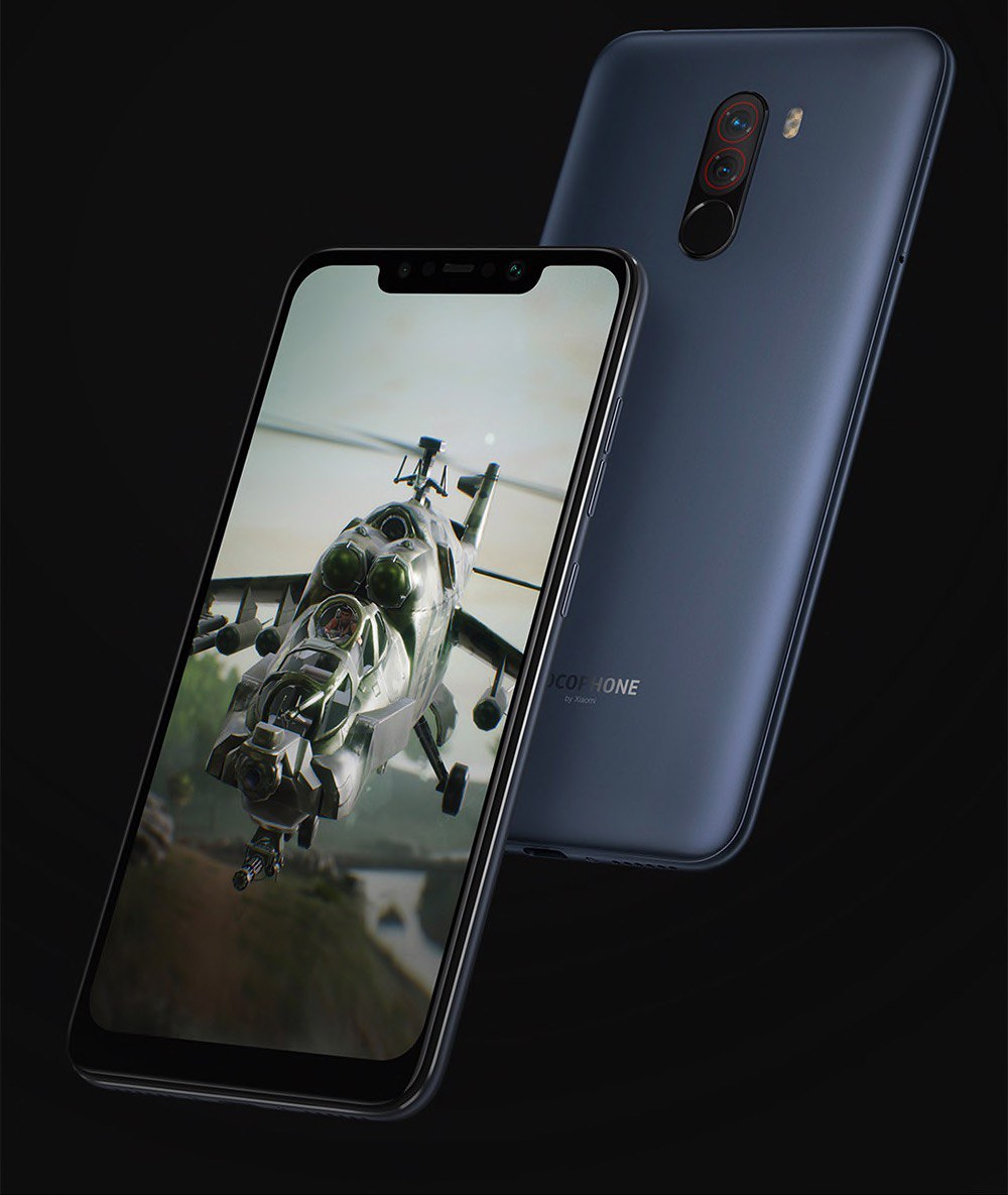 GearBest: Xiaomi Pocophone, Mi Mix 3, Huawei Nova 4 та Honor V20