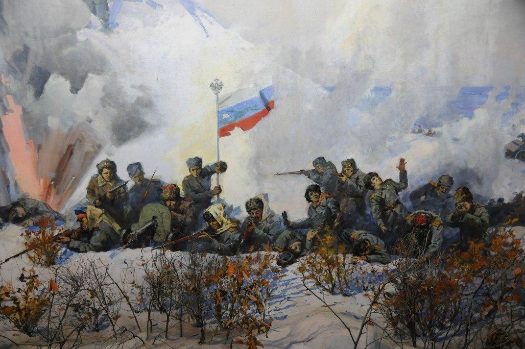 Волочаевский бой