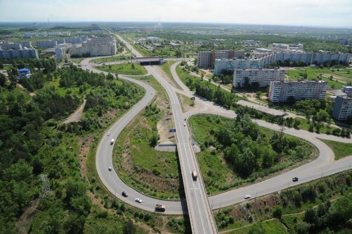 1,5 миллиарда рублей потратят на ремонт Тихоокеанской улицы в Хабаровске