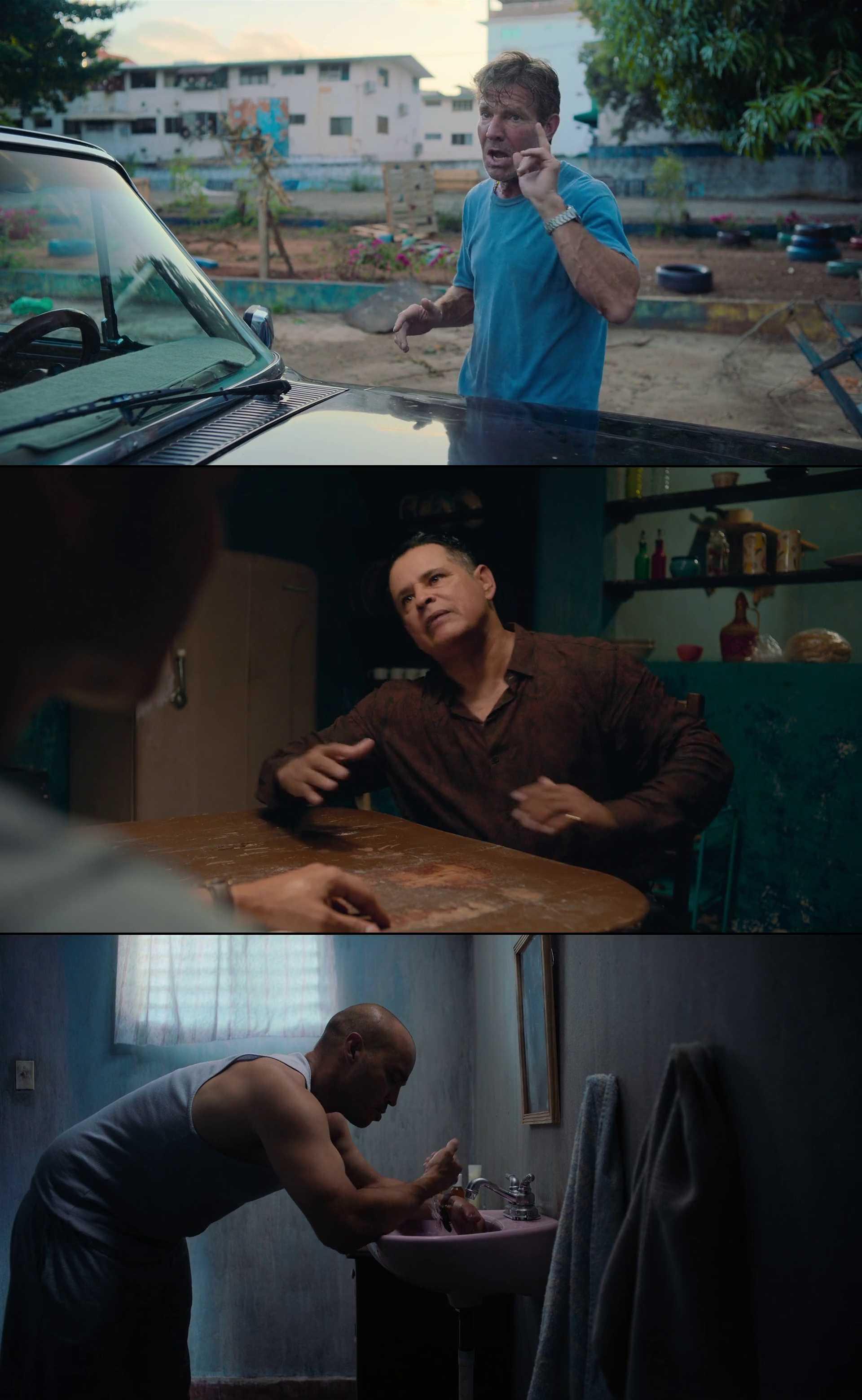 Screenshot of Blue Miracle Movie