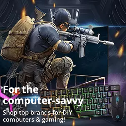 DIY Computer & Gamer
