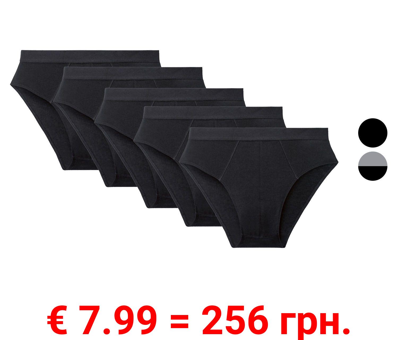 LIVERGY® 5 Herren Slips