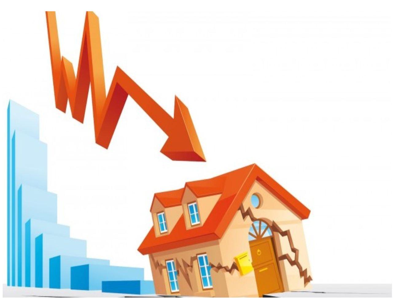 Сейчас следует отказаться от идеи приобретения любой недвижимости, и особенно ипотечной