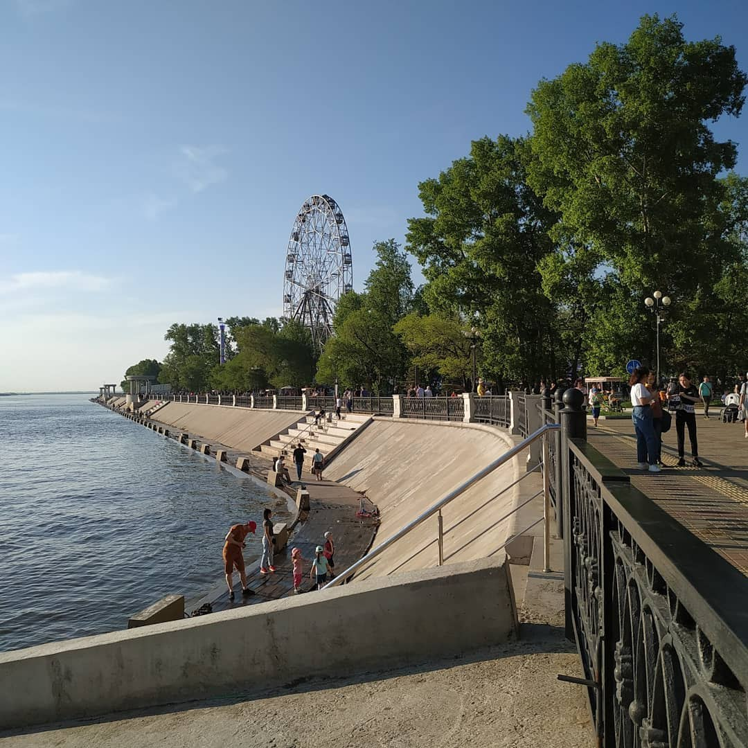 К концу недели Хабаровск может подтопить