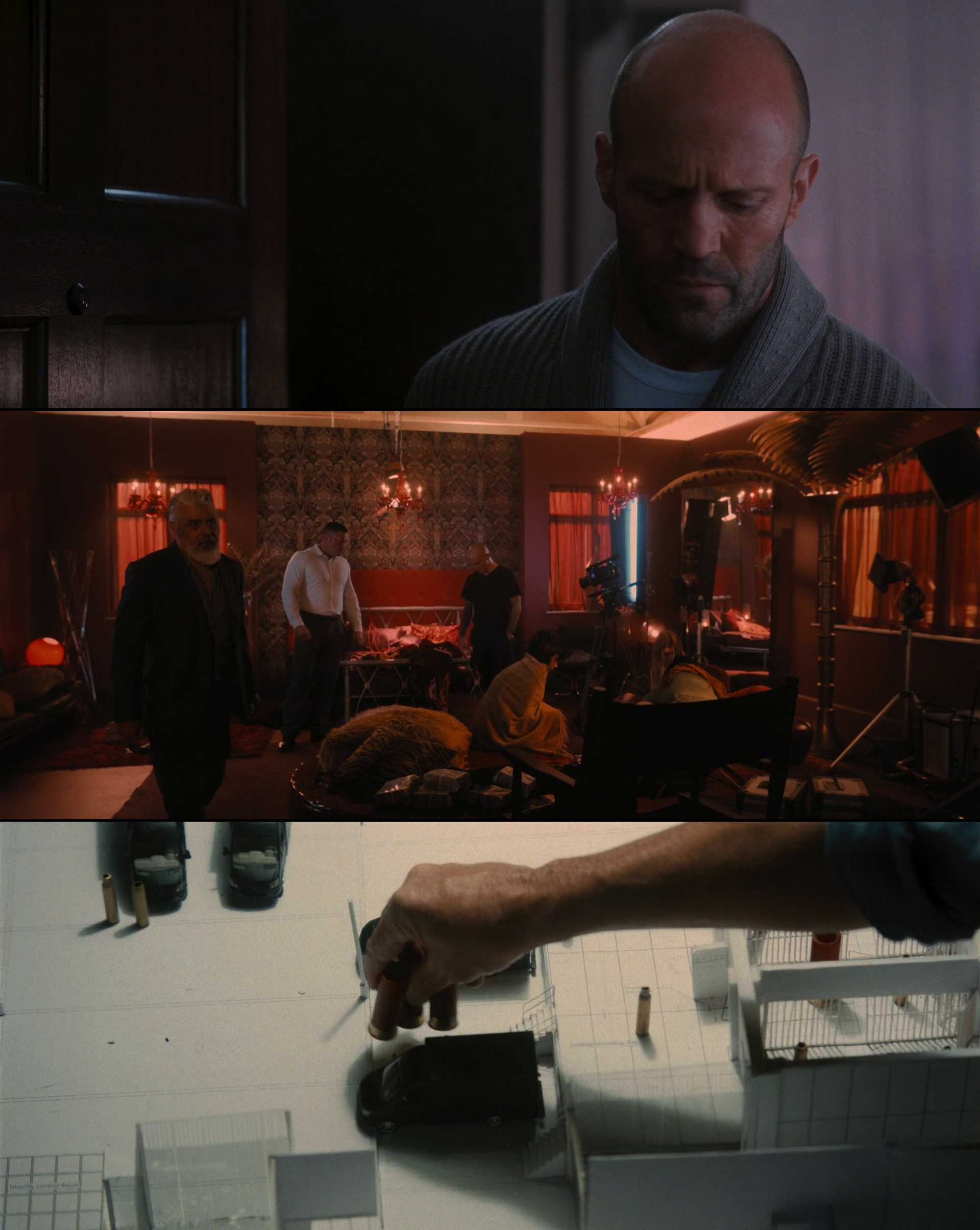 Screenshot of Wrath of Man Movie