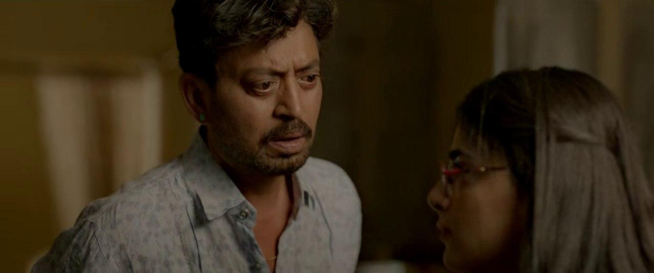 Angrezi Medium (2020) 480p HDRip Hindi Movie 400MB