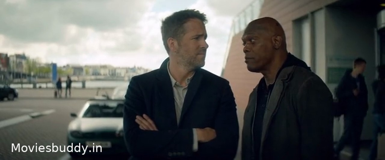 Movie Screenshot of The Hitman's Bodyguard