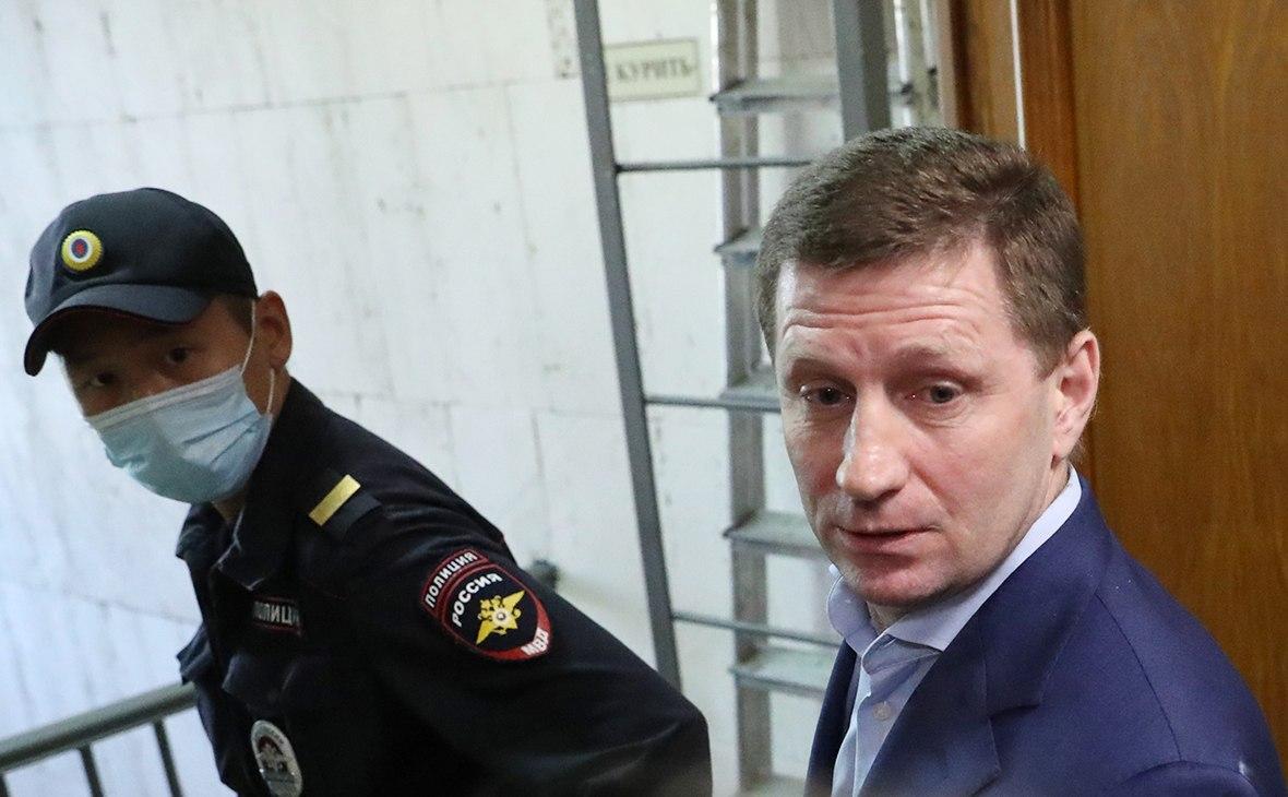 Фургалу предъявили иск на 1,5 млрд рублей